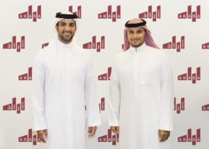 HE Sheikh Sultan bin Ahmed Al Qasimi (left) and HRH Prince Khaled bin Alwaleed